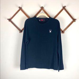 SPYDER Black Men's Sweater K339